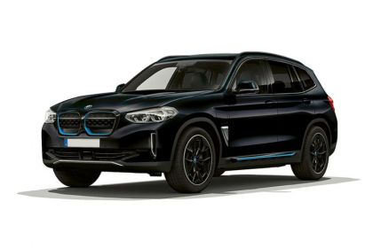 BMW iX3 personal contract purchase cars