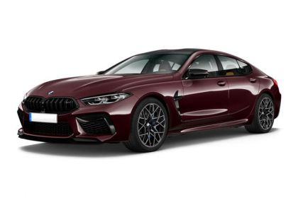 BMW 8 Series personal contract purchase cars