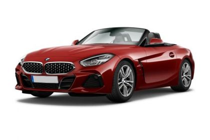 BMW Z4 personal contract purchase cars